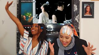 ASTRO 아스트로 문빈&산하 - 'BAD IDEA' MV REACTION  THEY&…