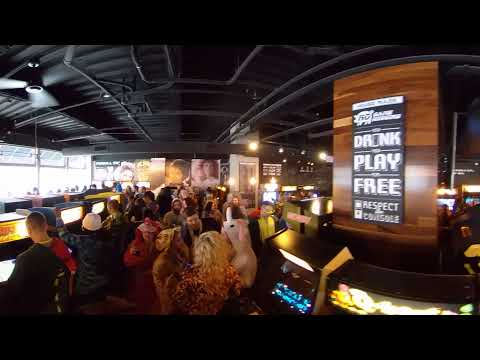 The Onesie Bar Crawl 2018 - Cincinnati Ohio OTR - INTERACTIVE 360