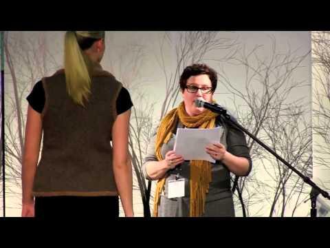 Vogue Knitting Live, January 2012: Berroco Fashion Show