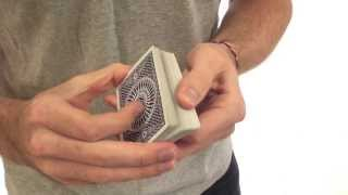 Sleight of Hand 101 | The Swivel Cut Flourish (Beginner)