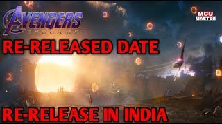 Avengers Endgame Re-Released In India Explained In Hindi