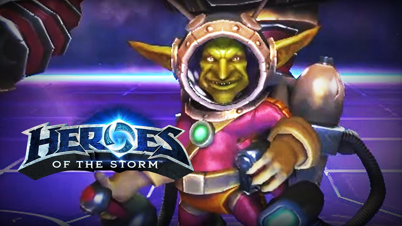 Hots Gazlowe Build Gazlowe (melee assassin) patch note history for heroes of the storm (hots). hots gazlowe build