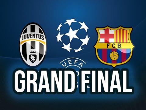 Финал Лиги Чемпионов 2015 Ювентус-Барселона / Barcelona - Juventus [по версии ЛИСА]