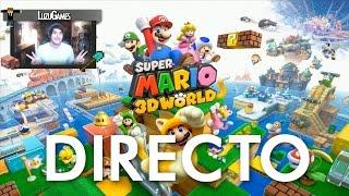 MARIOOOO!! #DirectoLuzuGames - [LuzuGames]