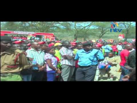 Jubilee mocks NASA say it lacks agenda for Kenyans  #ElectionsKe