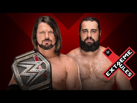 WWE Extreme Rules 2018 | WWE Extreme Rules 2018 Predictions and Rumors