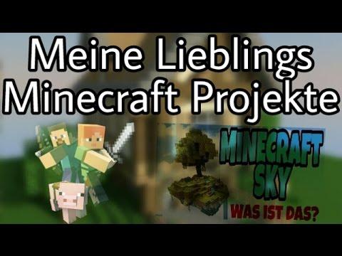 Meine top 4 minecraft projekte youtube - Minecraft projekte ...