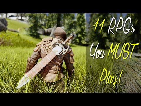 11 RPGs You MUST Play While Waiting For Elder Scrolls VI!