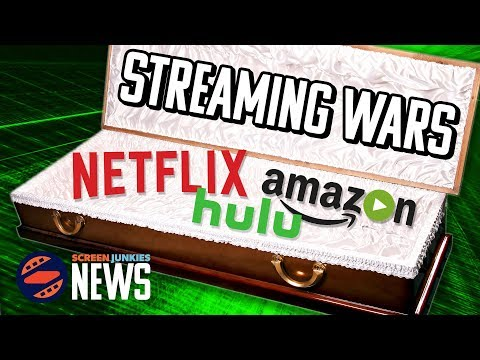Who Will Die First in the Streaming Wars Amazon, Hulu, Netflix??