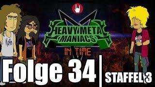 Heavy Metal Maniacs - Folge 34: Zurück in die Gegenwart Part 1