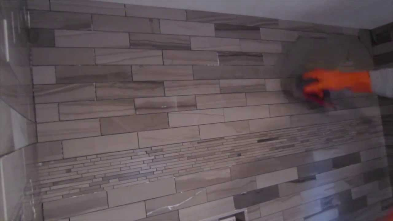 How to install marble subway tile part 8 youtube how to install marble subway tile part 8 doublecrazyfo Image collections