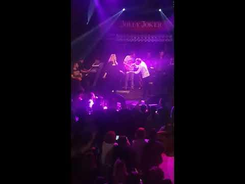 Resul Dindar & Petek Dinçöz Aynı Sahnede / Teşekkürler'i Söyledi