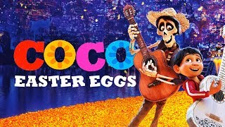 Movie Easter Eggs - COCO // Ep.21