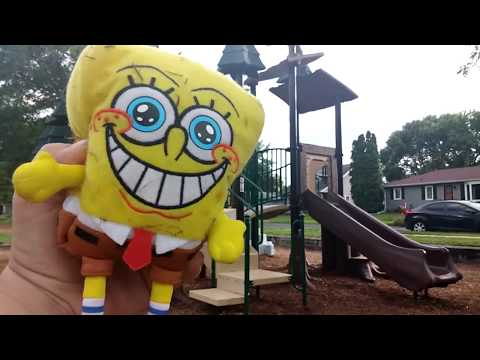 PS1131 Movie: Spongebob and Patrick go to the park