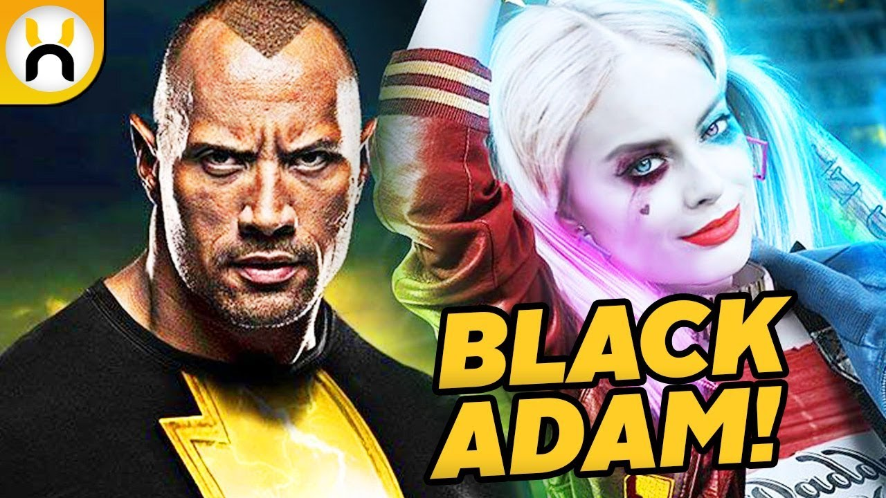 Suicide Squad 2 WILL Introduce Black Adam