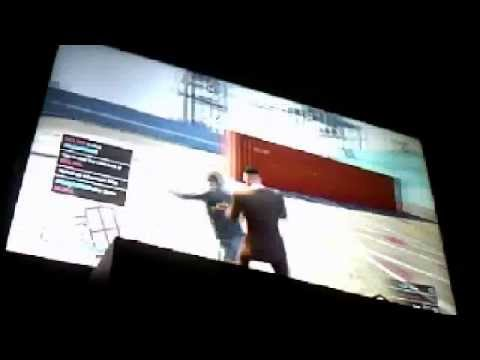 GTA V ONLINE xALMIGHTY GLO GANG VS GOAT 20