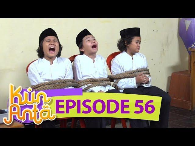 Gawat! Trio Bemo Kenapa Nih, Sampai Diikat di Bangku - Kun Anta Eps 56