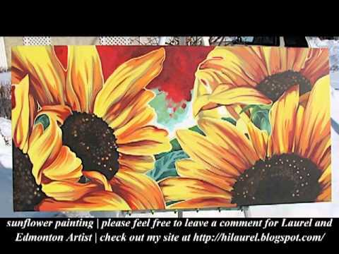 Laurel's Art Slideshow, Edmonton Artist Alberta, Canada