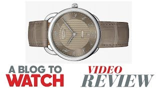 Hermes Arceau Watch Review | aBlogtoWatch