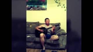 Мотылек - (Корж) на гитаре