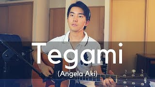 Tegami (Angela Aki) Cover