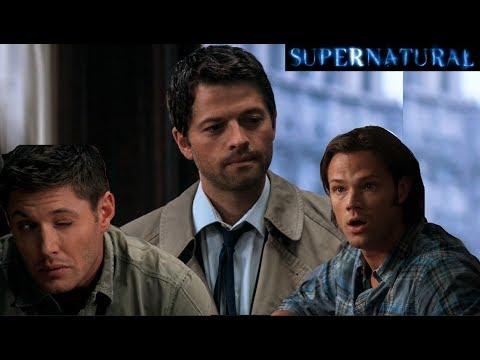 Сэм, Дин и Кас после Апокалипсиса | Сверхъестественное 6х03