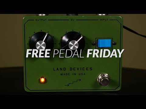 Free Pedal Friday: Land Devices HP-2 | Reverb Giveaway