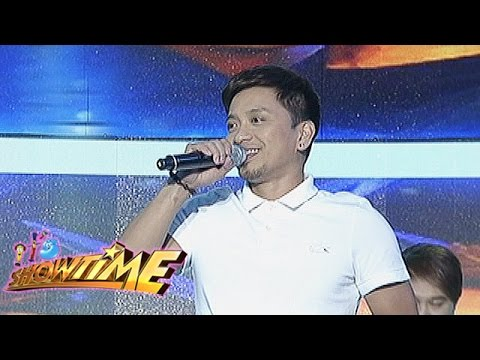Jhong's birthday performance on It's Showtime