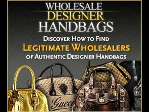 Wholesale Designer Bags - GENUINE CERTIFIED Wholesale Suppliers