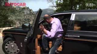 2013 劳斯莱斯 幻影 Rolls Royce Phantom 试驾 高清