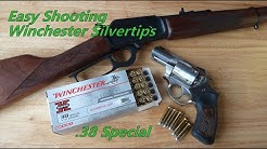 Winchester Silver Tips in .38 Special