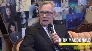 Backstage with Kirk MacDonald at The 2015 JUNO Gala Dinner & Awards