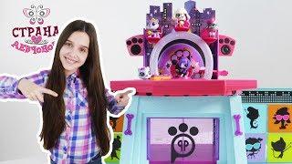ЛЕРА и Littlest Pet Shop готовят наряды для выступления!