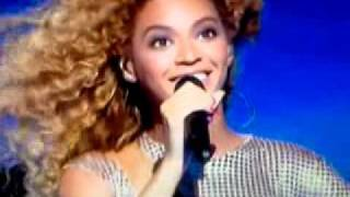 Beyoncé on X Factor France