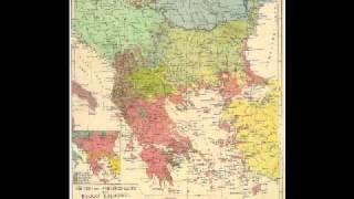 Maps of Bulgaria through history / България през вековете