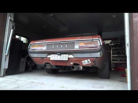 Granada V8 Soundcheck