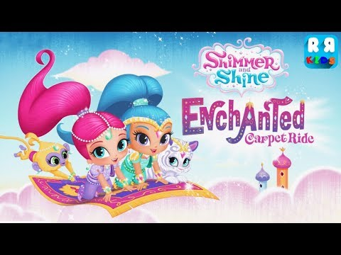 Shimmer and Shine: Enchanted Carpet Ride Game - Best App for