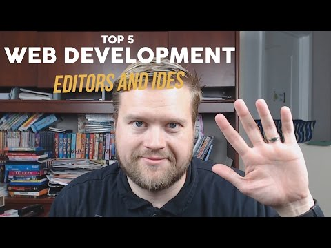 Top 5 Web Development IDEs and Editors