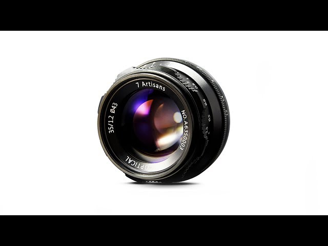 Photography Basics   7Artisan Lenses