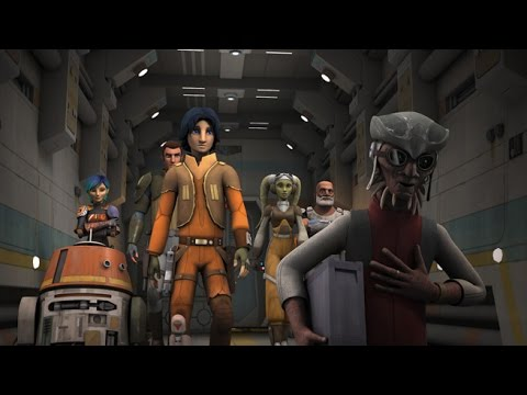 """Download Star Wars Rebels """"Brothers of the Broken Horn"""" Review!"""