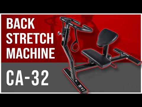 CA-32 Valor Fitness Back Stretch Machine