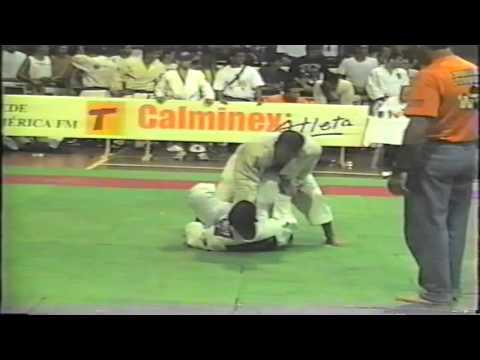 World JJB Rio de Janeiro Brésil 1996 french fighters