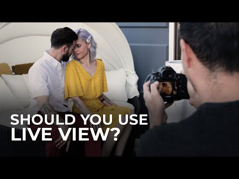 Should You Use Live View When You Shoot? | Master Your Craft