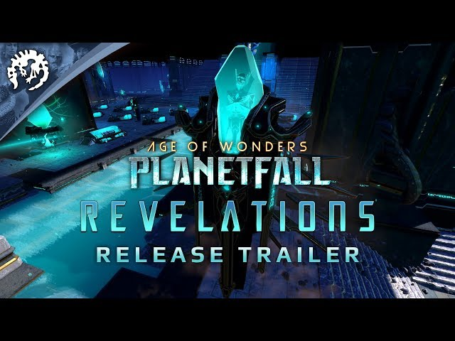 Age of Wonders: Planetfall REVELATIONS - Release Trailer