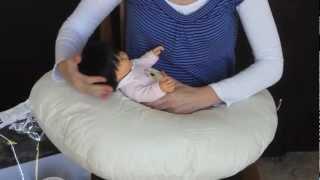Gia Nursing Pillow Review
