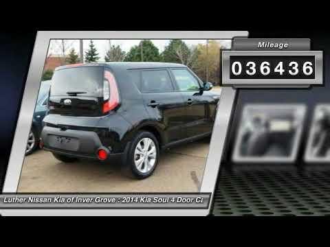 2014 Kia Soul Inver Grove Heights,St Paul,Minneapolis P13839. Luther Nissan  Kia