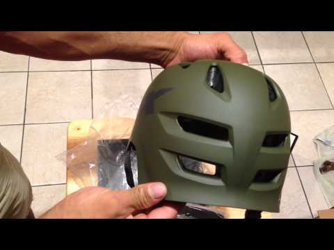 Unboxing Fox transition helmet