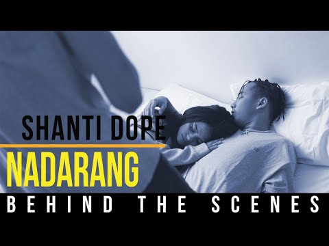 Shanti Dope - Nadarang Music Video (Behind The Scenes)
