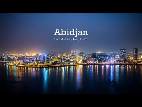 Abidjan in Motion (4K) - Ivory Coast / Côte d'Ivoire