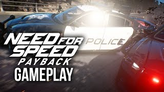 NEED FOR SPEED PAYBACK POLICE & OFF-ROAD Gameplay - Every Bit of Gameplay So Far